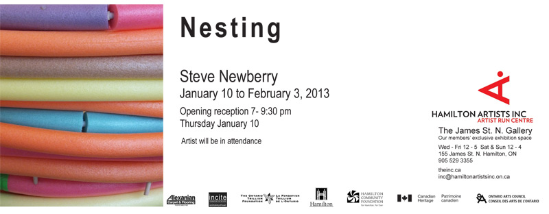 Steve Newberry: Straits